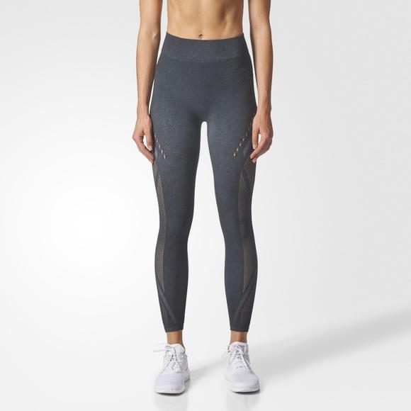 Física pubertad derrochador  adidas Pants & Jumpsuits | In Search Of Iso Adidas Warp Knit Tights |  Poshmark